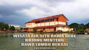 Mampir di Gedung Kesenian dan Wisata Air Situ Rawa Gede Kota Bekasi