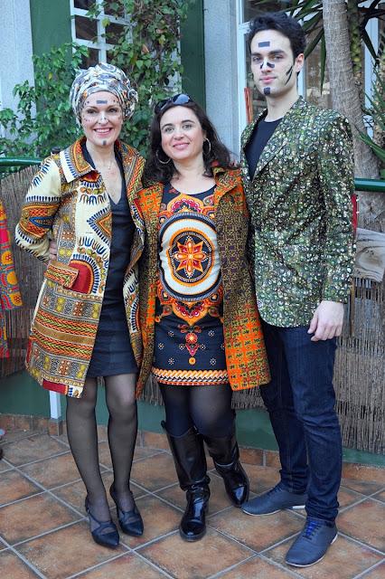 "Desfile África Fashion Day ""Yere Jeekk"""