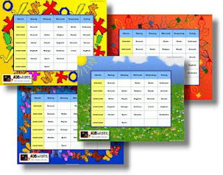 like this daily schedule pocket chart by scholastics for young kids too unfortunately one is not free but am including it here because love also printable school timetable parenting times rh mumsgatherspot
