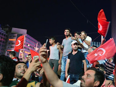 NewsTimes-Over 290 killed in military coup attempt in Turkey