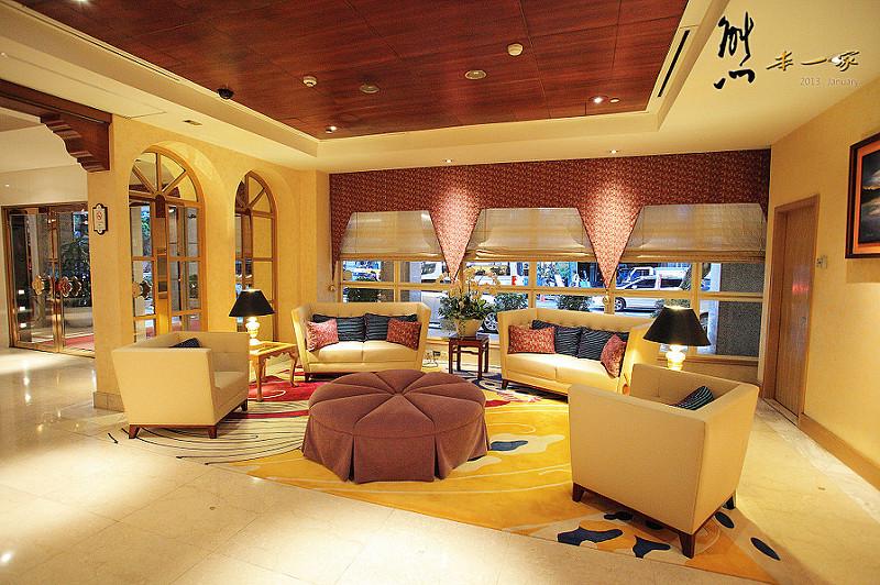 歐華酒店|台北星級飯店住宿