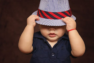 topi anak kecil dan bayi