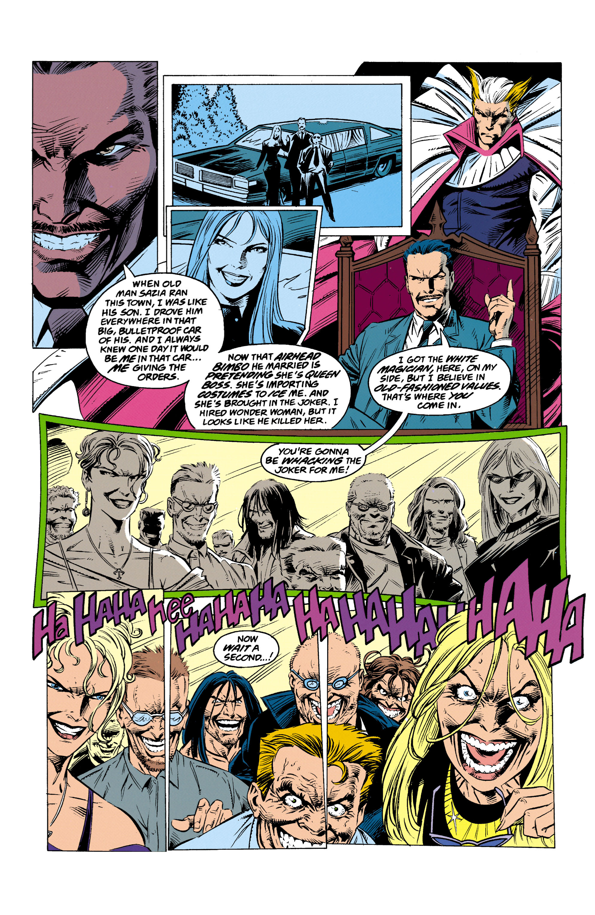 Read online Wonder Woman (1987) comic -  Issue #97 - 4