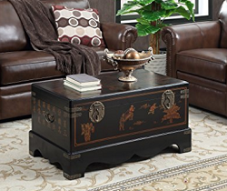 Chinoiserie Style Coffee Table