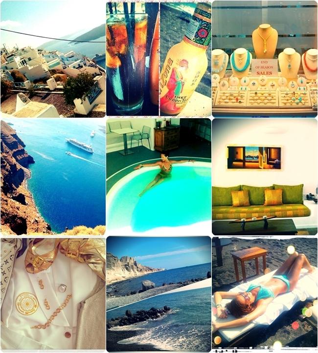 best Santorini holiday photos