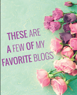 These Are a Few of My Favorite Blogs - photo from https://bonjourdarlene.com/2018/12/13/these-are-a-few-of-my-favorite-blogs