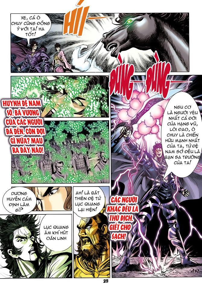Đại Đường Uy Long chapter 53 trang 29