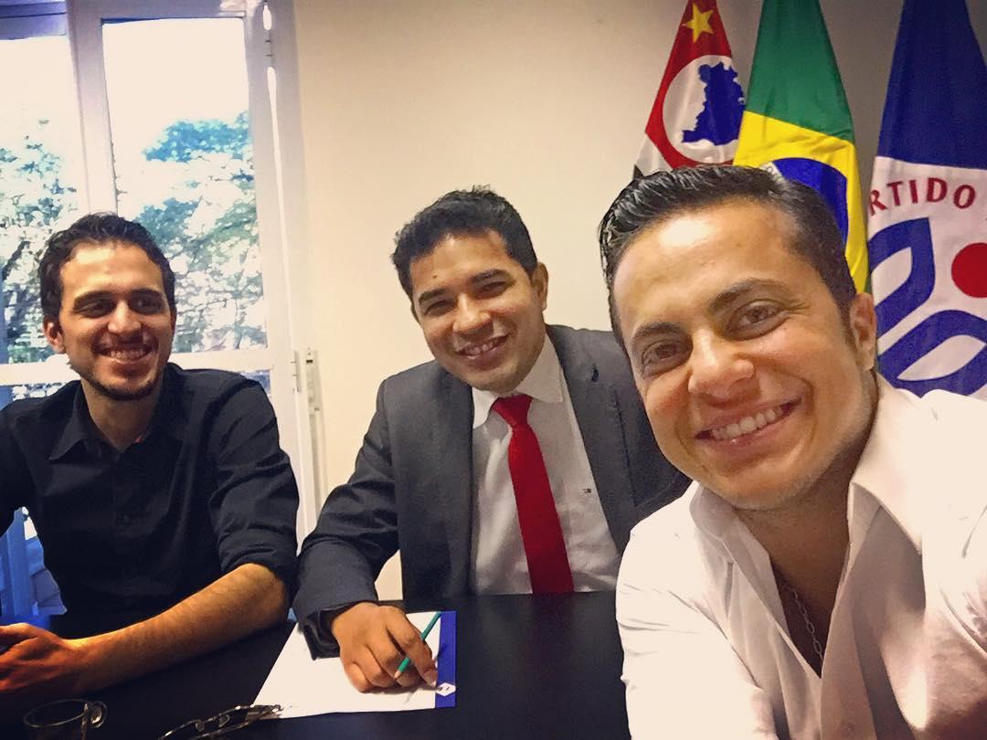 Thammy Miranda confirma pré-candidatura a vereador em SP