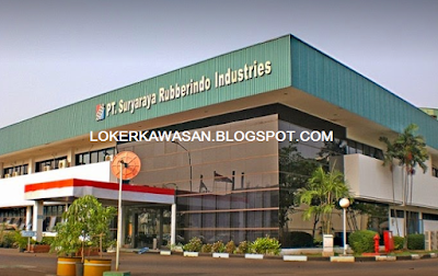Lowongan Kerja PT Suryaraya Rubberindo Industries