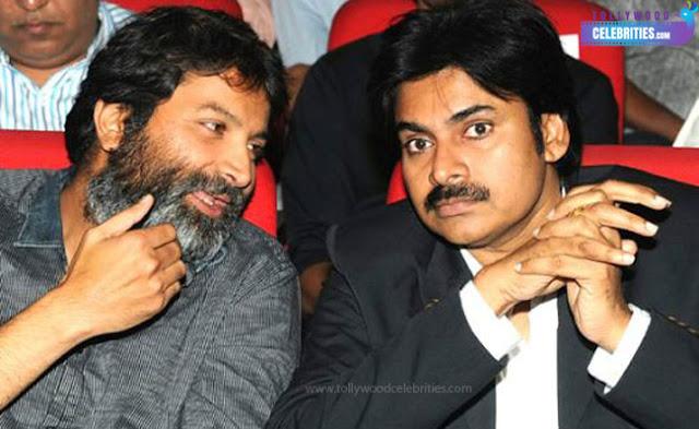 Trivikram ,PawanKalyan New Movie Starting Today !