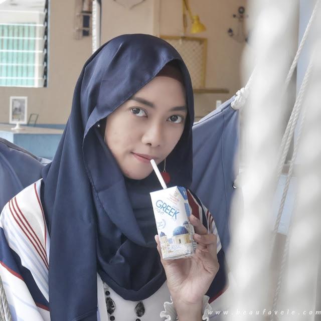 hidup sehat dengan greek yogurt