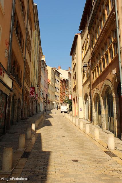 Montée de Grande Côte, Croix-Rousse, Lyon, Lió, Rhône, Rhône-Alpes, França, France