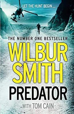Predator by Wilbur Smith book cover