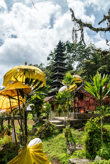 Pura Dalem - Trek du Lac Tamblingan - Bali