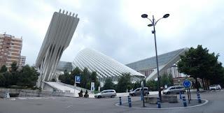 Palacio de Exposiciones y Congresos Ciudad de Oviedo.