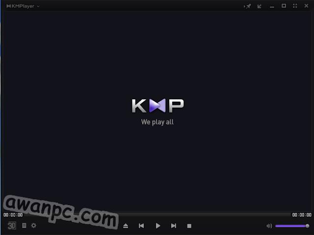 Download KMPlayer 4.1.2.2 Final Stable Full Terbaru - AwanPC