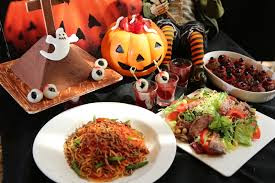 Halloween Dinner Photos