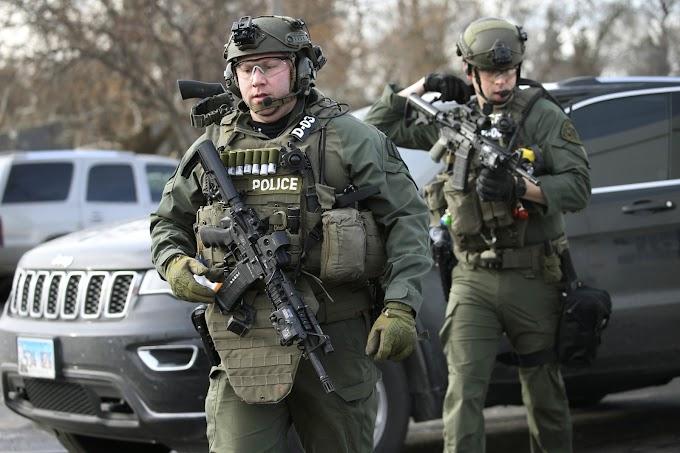 Atirador deixa ao menos um morto e vários feridos nos EUA
