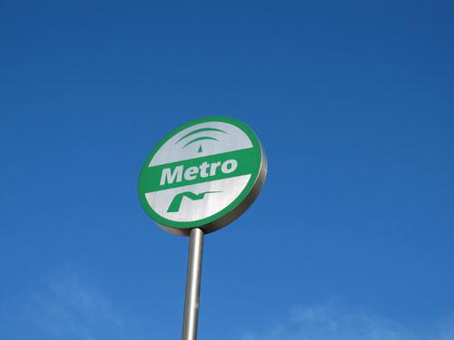 Seville Metro, Spain