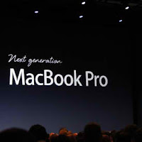 Next Generation Macbook Pro 2012