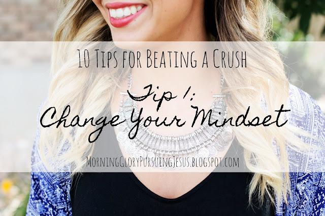 Manage an overwhelming crush