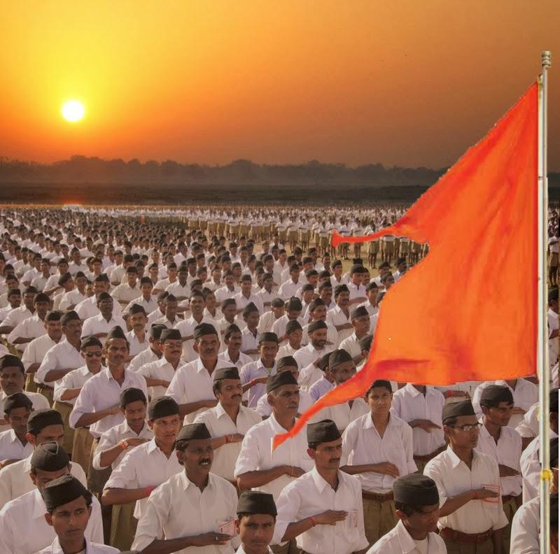 Rashtriya Swayamsevak Sangh (RSS) Bhagwa Dwaj