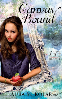 Review - Canvas Bound by Laura M. Kolar