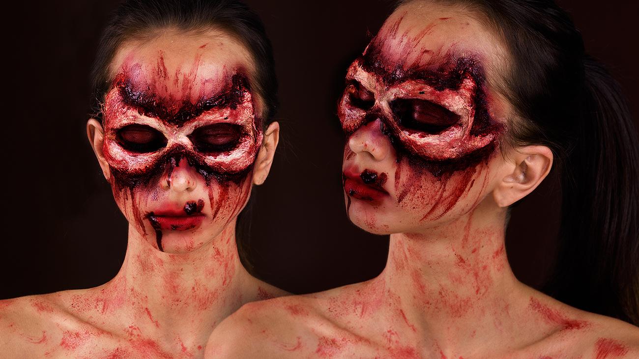 halloween 2016, halloween makeup, halloween make-up tutorial, makijaz poznan, halloween poznan, charakteryzacja, skull, skull makeup, skull makeup tutorial