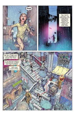 Stairway, Vol. 1 Coming in August