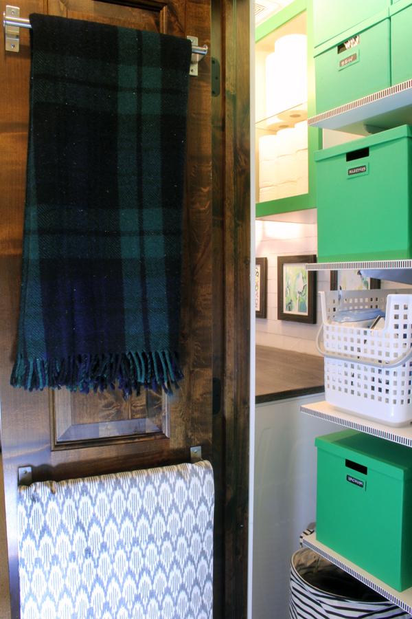 Linen Closet Organizing