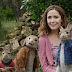 "Rose Byrne, a Warm-Hearted Animal Lover in ""Peter Rabbit"" (Opens Feb 28)"