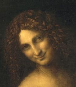 That enigmatic Leonardo smile