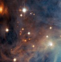 Star-Forming Region Messier 43
