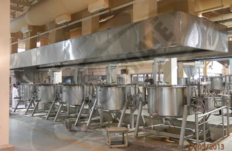 Hotel Kitchen Equipment Manufacturer in Chennai