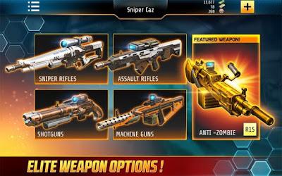 Kill Shot Bravo APK Mod v4.0