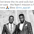 Sarkodie Shows Support for NAM1 and Menzgold in these Testing times (See Screenshots)