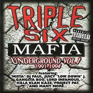 Three 6 Mafia – Underground Vol. 1 (1991-1994) (1999) [CD] [FLAC]