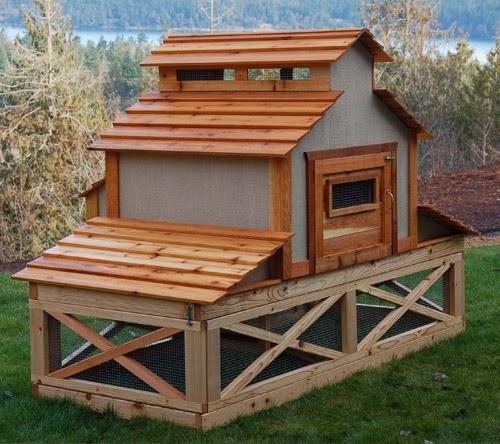 Chicken House Plans Chicken House Designs: Chicken House Plans: How To Build A Chicken Ark