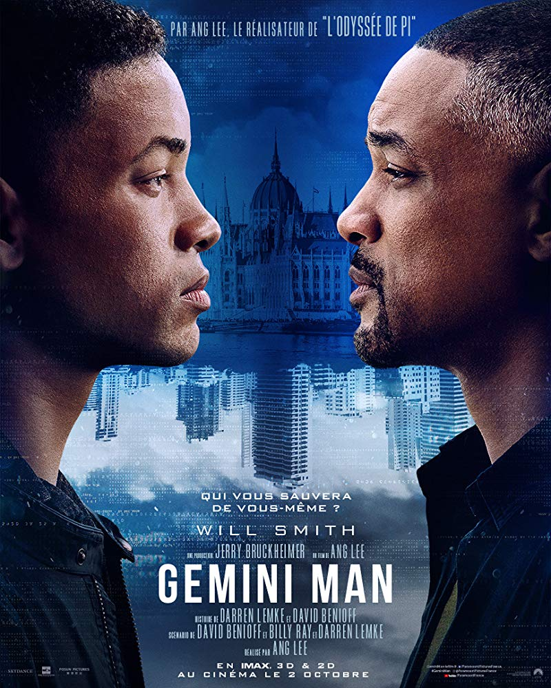 Gemini Man 2019 Dual Audio Hindi 300MB 480p Download