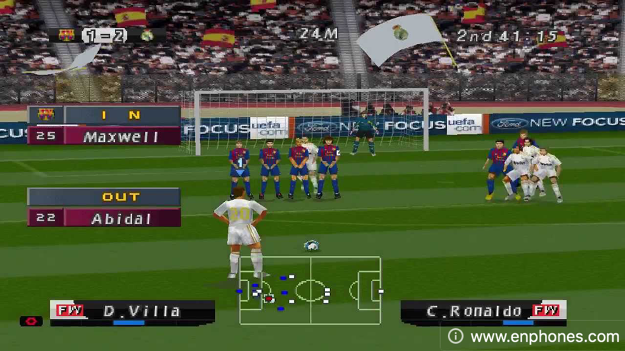 Downland Winning Eleven 2012 mod Apk for Android