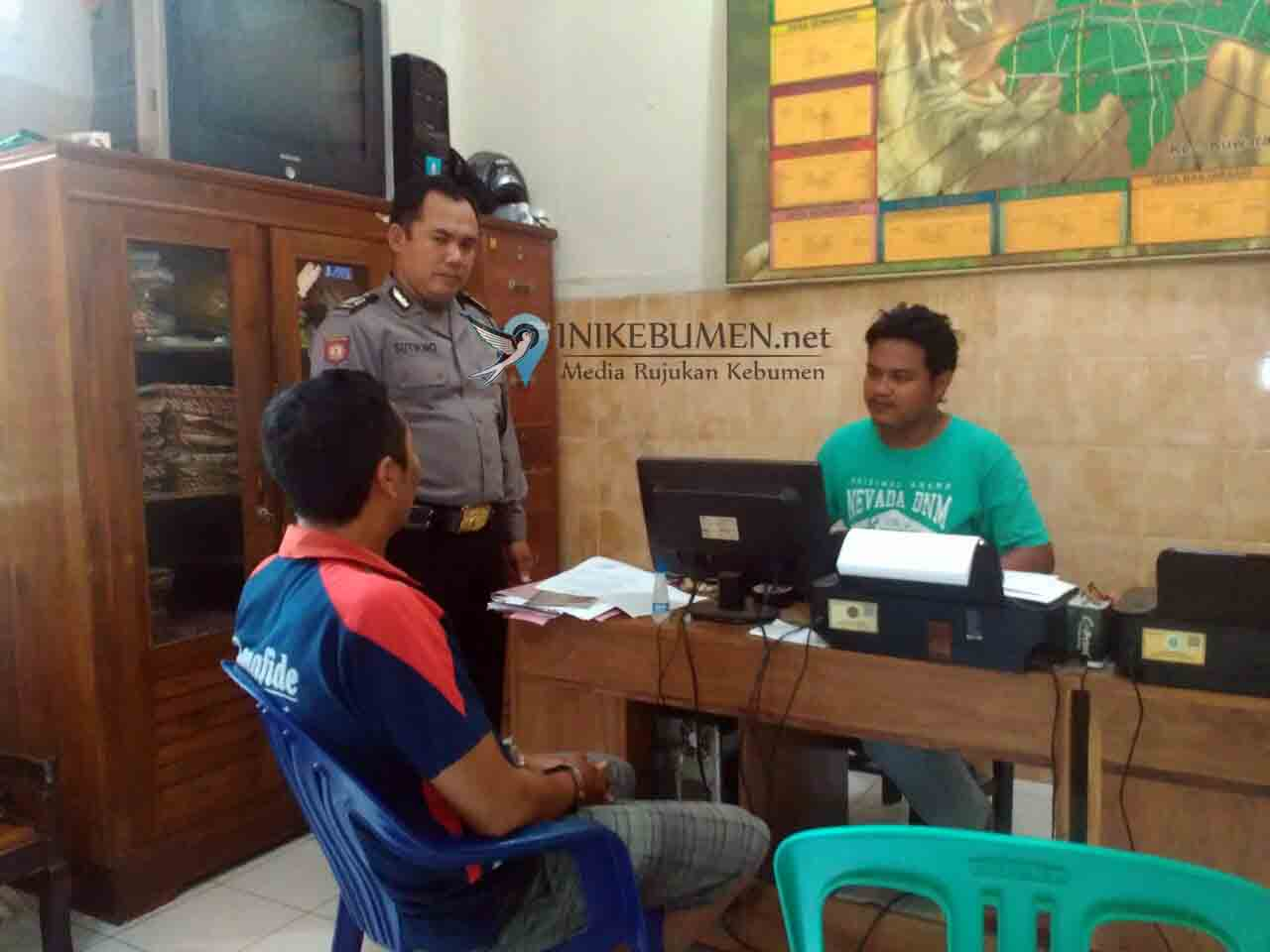 Gara-gara Nyimpan SIM Milik Korbannya, Warga Banjarnegara ini Ditangkap Polisi
