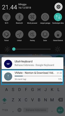 pulsa gratis dari aplikasi vmate
