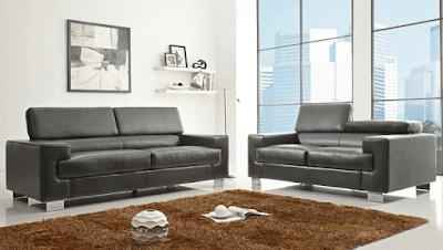 Richard Modern Sofa Adjustable Headrests Sofa Furniture