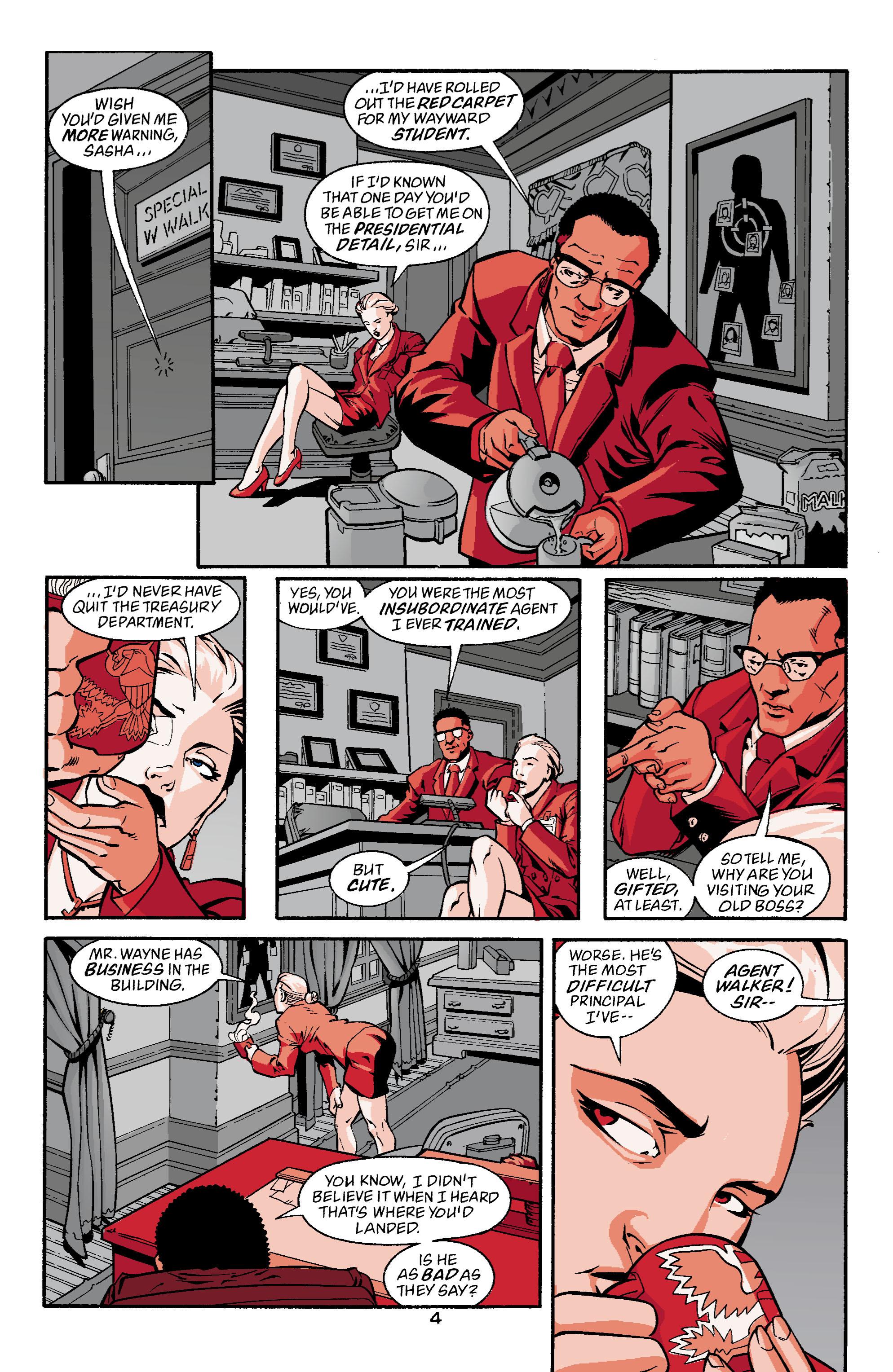 Detective Comics (1937) 756 Page 4
