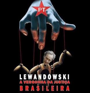 Lewandowski e o escárnio à Constituição