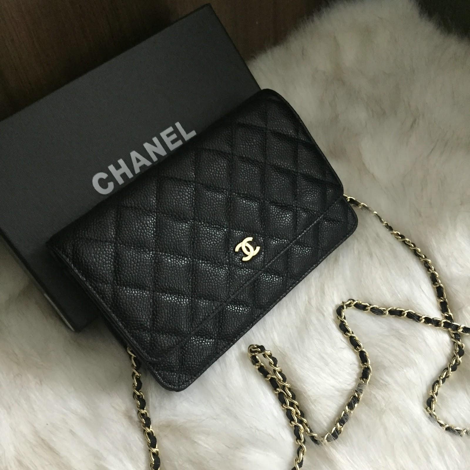 df9d4492cd77df Pre shipment photos of Chanel WOC 20cm in caviar leather best original  quality