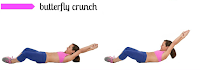 butterfly crunches benefits