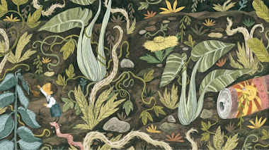 La naturaleza, los libros y los niños. El Pequeño Jardinero