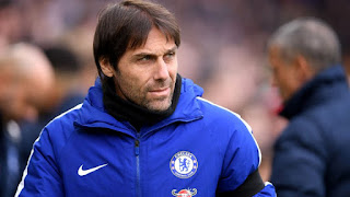Sport: Chelsea vs West Brom, Conte reacts to 3-0 win, speaks on Giroud-Morata rivalry