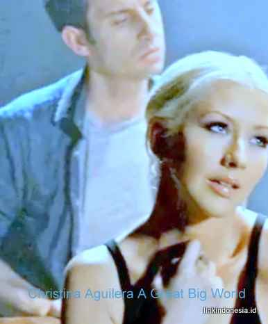 Lirik Say Something Feat Christina Aguilera A Great Big World